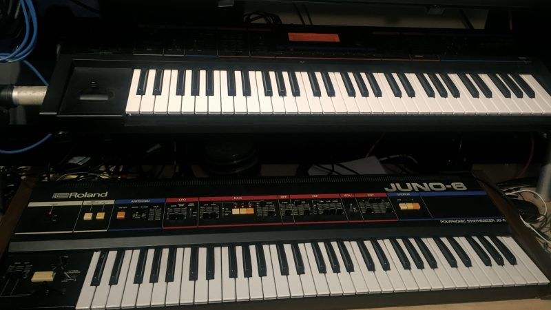 The Roland Juno's Past and Present