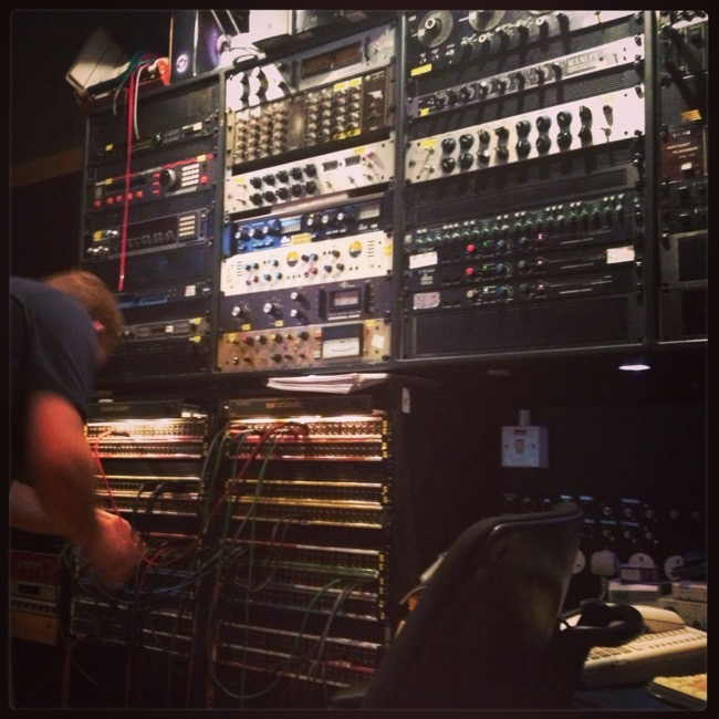 The Wall of Outboard