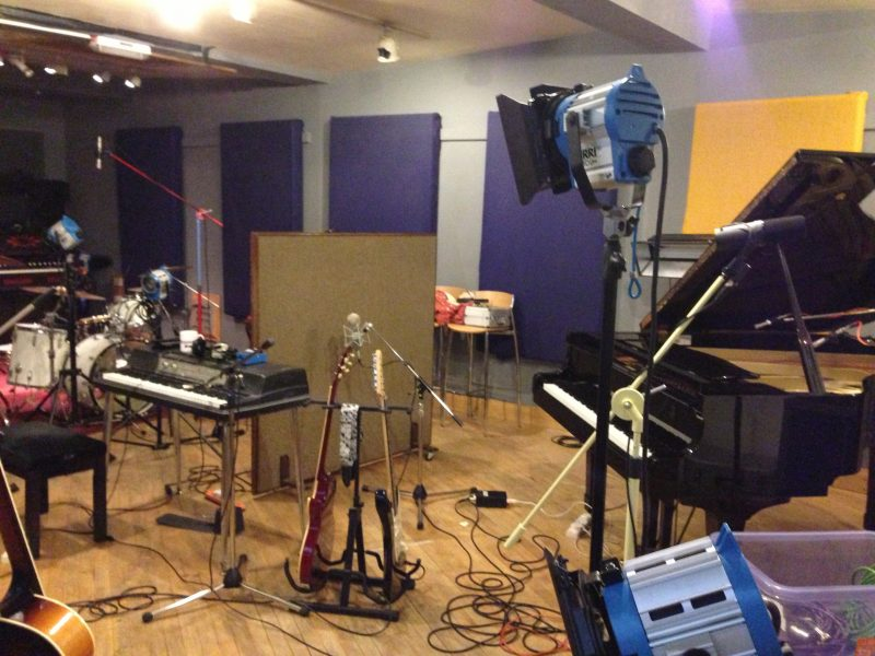 Live Band Tracking